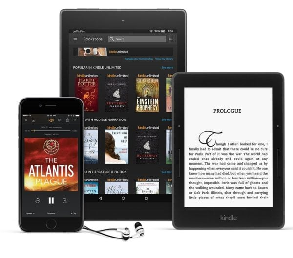 Try Kindle Unlimited for FREE!