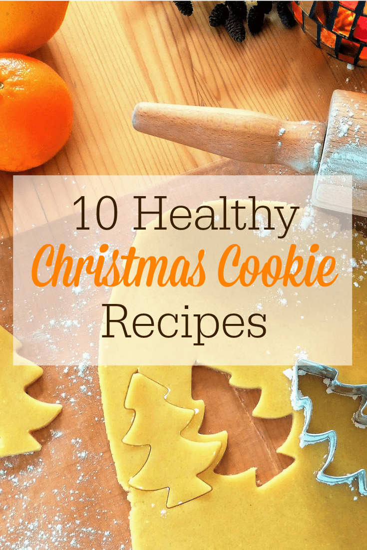 I Love that these Christmas cookie recipes are made with real, whole food ingredients and not junk!!