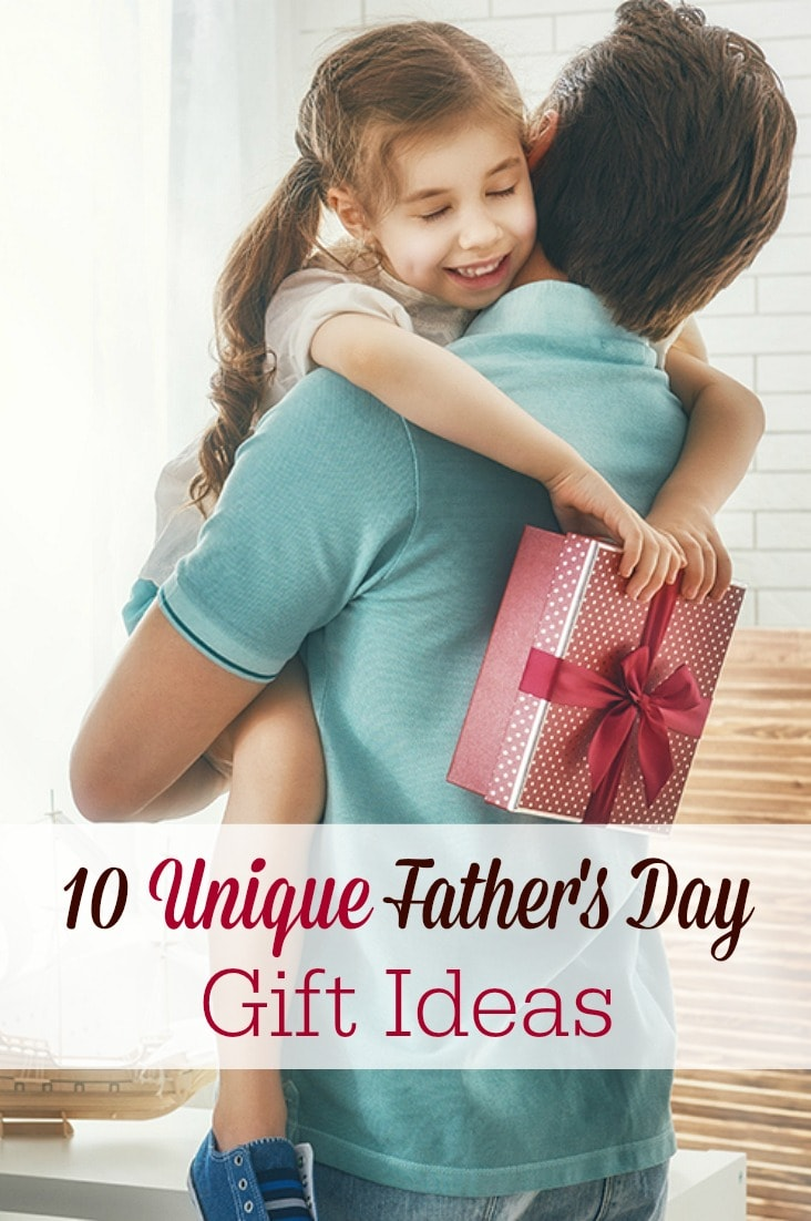 Here's what to buy for the dad who has everything! This list of unique Father's Day presents was compiled by a man!
