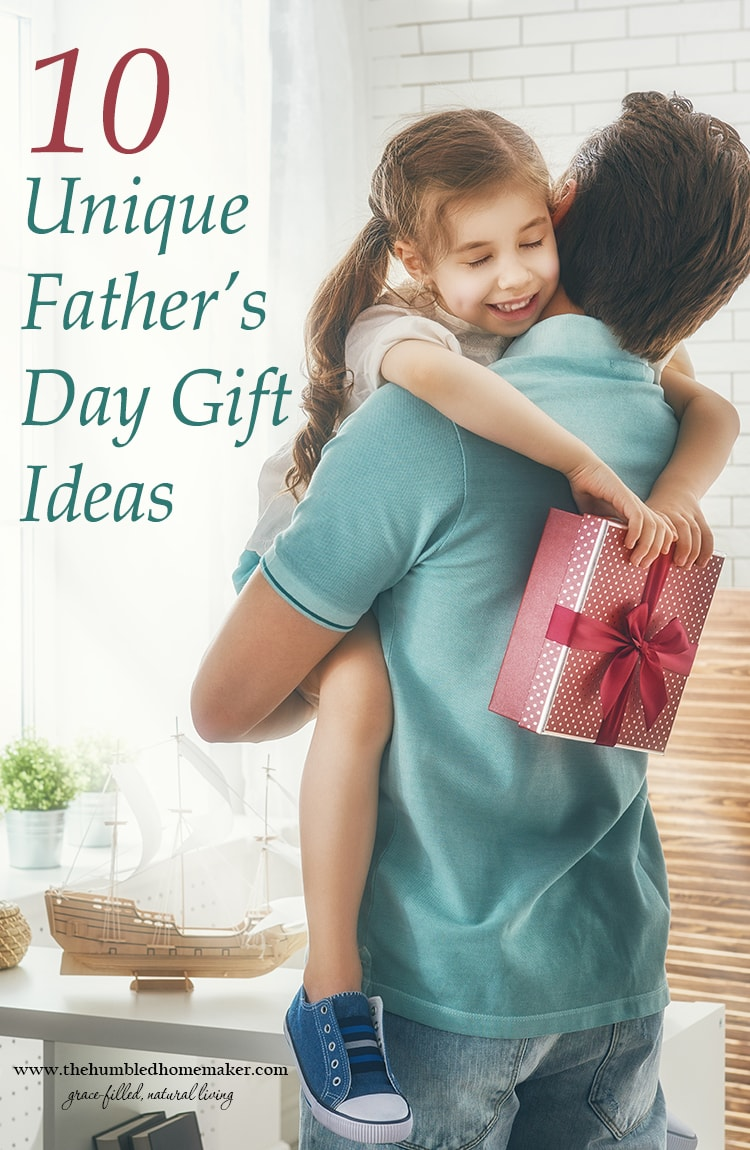 If you're looking for unique Father's Day gift ideas for your husband or dad, you won't want to miss Will's latest gift guide! Yes--this guide is written by a man, my husband!