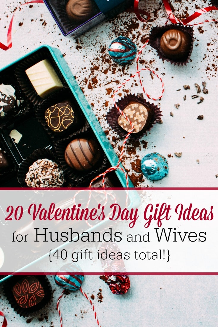 Shopping for Valentine's Day? Check out these 20 Valentine's Day gift ideas for women--and 20 more for men!