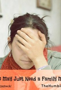 Frazzled Moms May Just Need a Family Manager Coach