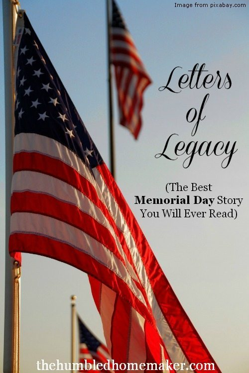 I've always said real life is better than fiction, and the following story proves just that. This might just be the best Memorial Day story you ever read!