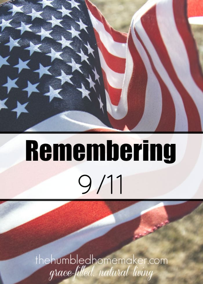 I was a junior in college--just shy of 21--when the planes hit the World Trade Center Towers. This is what I remember about 9/11 and that day.