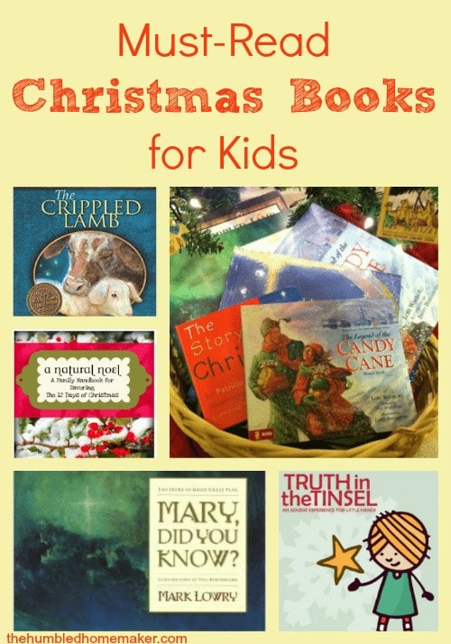 These are Christmas books that every kid should read or experience during their childhood!