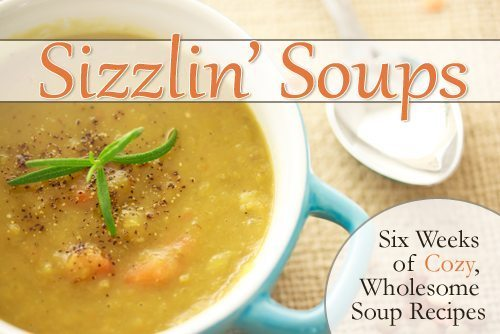 Wholesome Cozy Soup Recipes - TheHumbledHomemaker.com