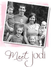 An Unplanned, Unassisted Homebirth {Jodi's Story}