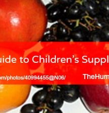 A Simple Guide to Children's Supplementation