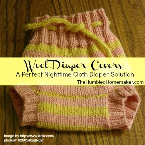Wool Diaper Covers A Perfect Nighttime Cloth Diaper Solution The