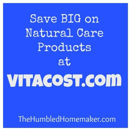I save hundreds of dollars every year by shopping online for supplements, specialty foods, and natural care products at Vitacost.com! Click through to find out which items I typically buy, plus how to get a discount on your first order!