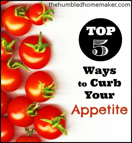 Totally needed these tips for curbing my appetite! Maybe this will help me lose weight and get healthy!