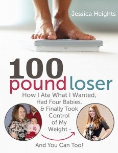 I can't believe this woman lost 100 pounds! Love her story!!