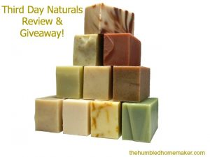 Switch to Natural Skincare Products with Third Day Naturals!