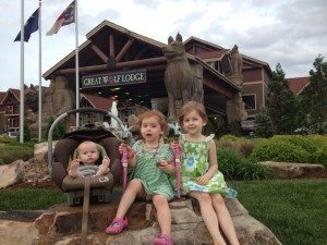 That Time I Lost My Kid at Great Wolf Lodge