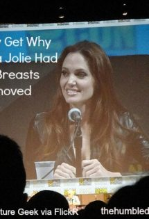 I Totally Get Why Angelina Jolie Had Her Breasts Removed