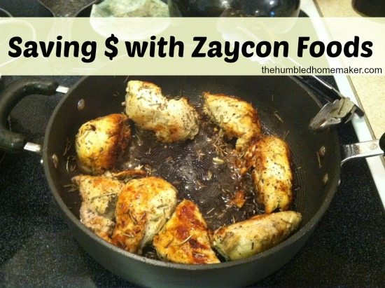 "Saving Money with Zaycon Foods-a nationwide food buying ""club"" of sorts"