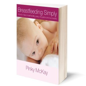 Read a good breastfeeding book to help you prepare for nursing your baby!