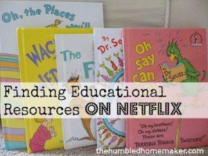 Educational Resources on Netflix