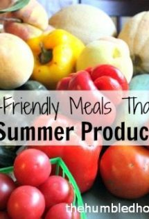 5 Kid-Friendly Meals That Use Summer Produce
