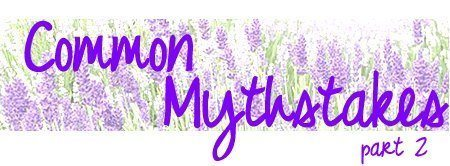 Common Essential Oil Mythstakes- Part 2