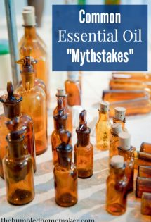 There are many strong statements floating around in aromatherapy circles, and it can be hard for the untrained eye to distinguish the myths from the truth. This post aims to bust some myths and help you see through them… #EssentialOils #EssentialOilSafety #EssentialOilMyths