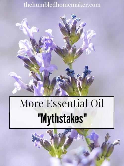Here are common myths and mistakes about essential oils that people make in the aromatherapy world.