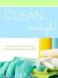Simple cleaning solutions for overwhelmed homemakers