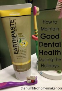 How to Maintain Good Dental Health During the Holidays