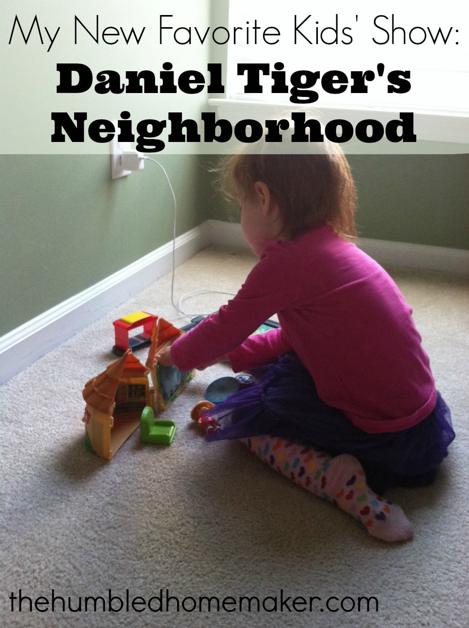 Looking for a GREAT, wholesome TV show for your kids that will take you back to childhood? Check out Daniel Tiger's Neighborhood!