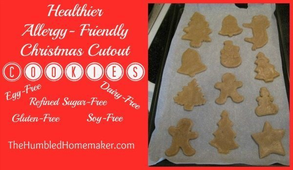 Here are 10 Christmas cookie recipes that aren't full of junk!