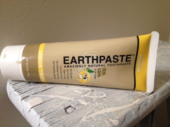 This is my favorite flouride-free natural toothpaste!