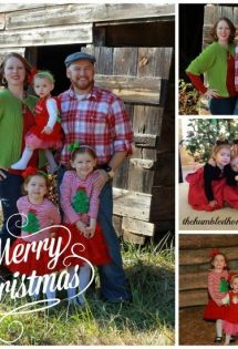 Merry Christmas–from Our Family to Yours!