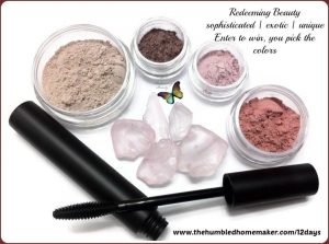 On the 12th Day of Christmas Redeeming Beauty Minerals is giving you…
