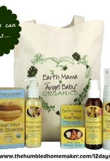 On the 10th Day of Christmas Earth Mama Angel Baby is giving you….