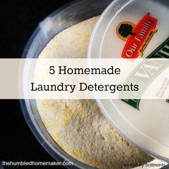 5-Unique-Homemade-Laundry-Detergent-Recipes-includes-both-liquid-and-powder-and-cloth-diaper-safe