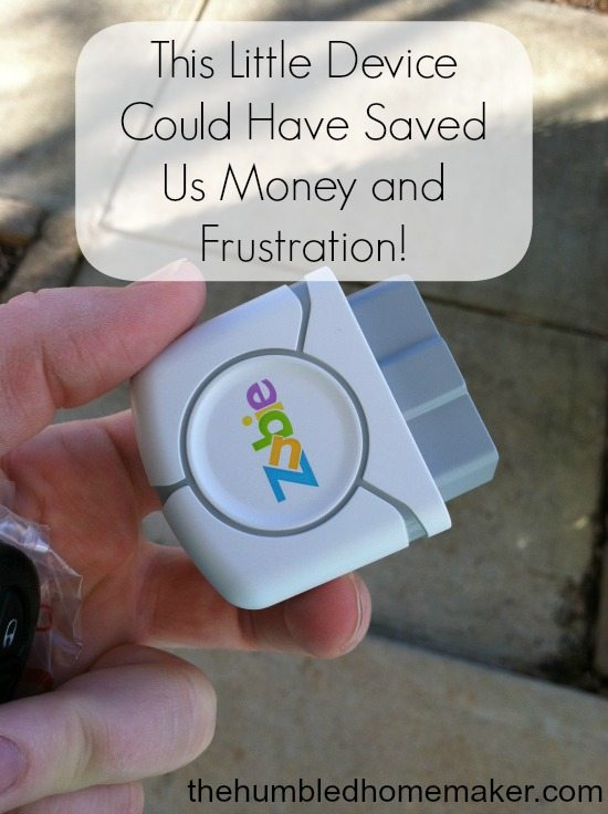 This little device could have saved us money and frustration...