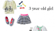 Carter's Spring Wardrobe Wish List