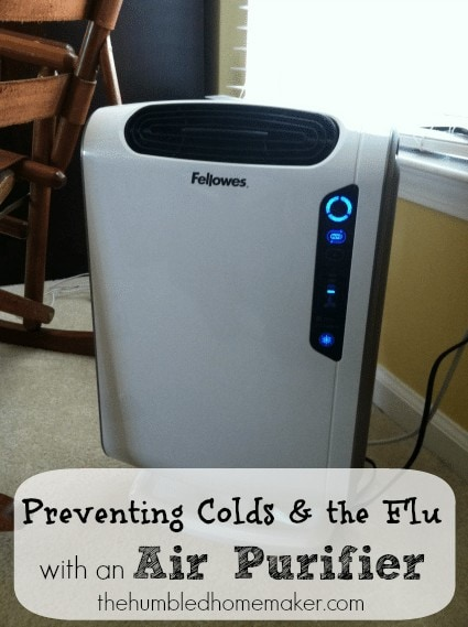 Preventing Colds & The Flu with An Air Purifier  The Humbled Homemaker