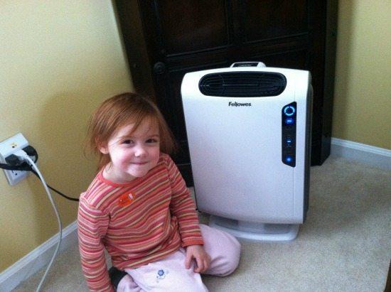 We love the Fellows Air Purifier!