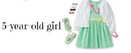 dress for a 5-year-old