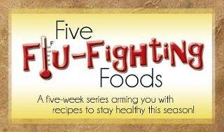 5 Flu-Fighting Foods