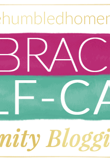 Embracing Self-Care: A Community Blogging Project