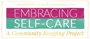 Embracing Self-Care- A Community Blogging Project
