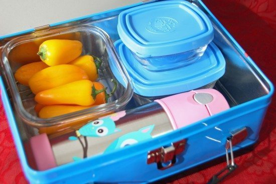 We use glass storage containers to pack lunches. Check out these reasons to switch to reusable glass containers in your kitchen!