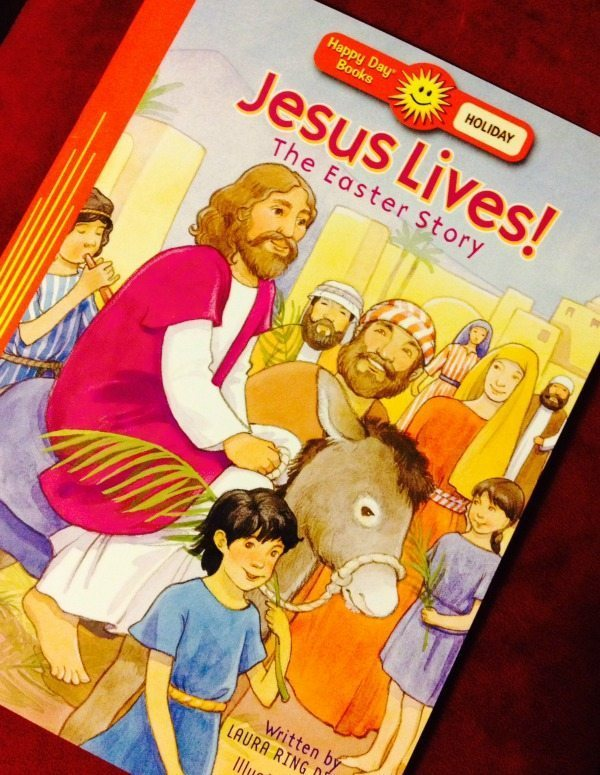 7 ideas for a resurrection focused easter basket humbled homemaker celebrate holy week with these resurrection focused gifts and activities for children negle Gallery
