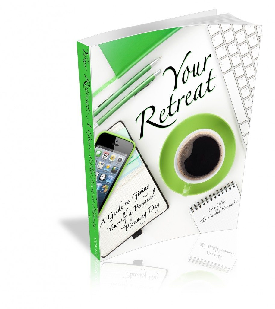retreat book cover