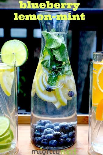Say goodbye to boring old water and say hello to these delicious flavored water ideas!