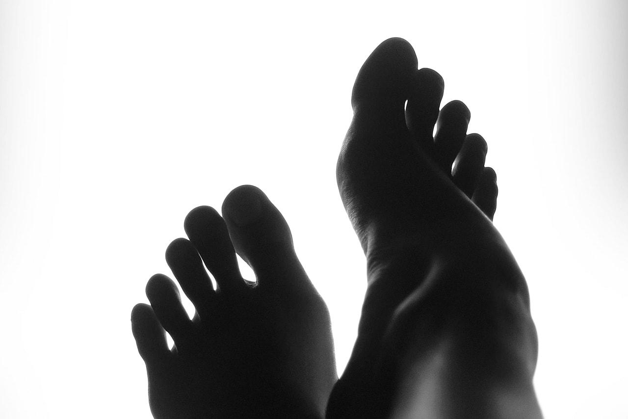 Redmond Clay foot detox baths