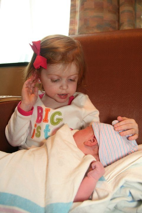 Big Sister for the first time