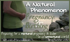 Pregnancy: A Natural Phenomenon